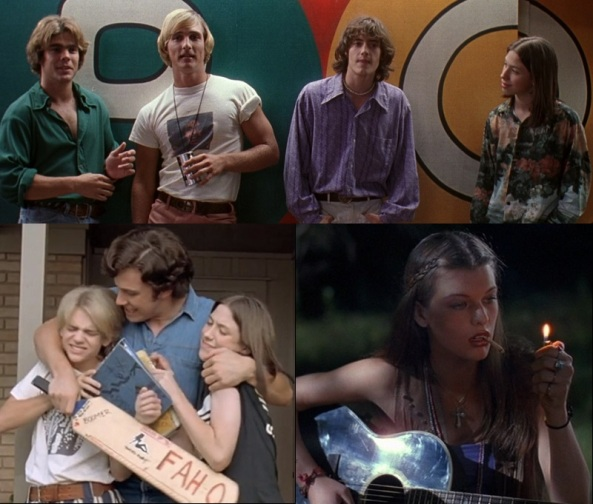 7 Dazed and Confused