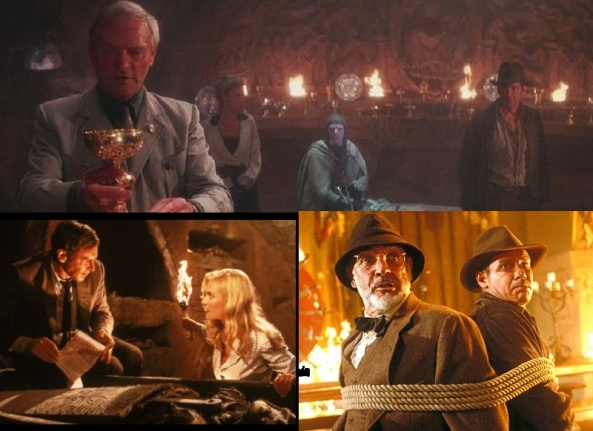 3 Indiana Jones and the Last Crusade