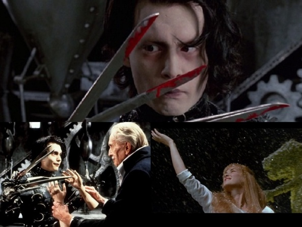 4 Edward Scissorhands